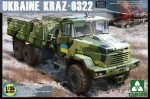 1-35-Ukraine-KrAz-6322-Heavy-Truck-late-type