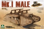 WWI-Heavy-Battle-Tank-Mk-I-MALE