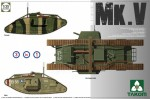 1-35-WWI-Heavy-Battle-Tank-Mark-V-3-in-1