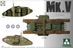 1-35-WWI-Heavy-Battle-Tank-Mark-V-3-in-1