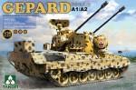 1-35-Bundeswehr-Flakpanzer-1-Gepard-SPAAG-A1-A2-2-in-1
