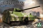 1-35-Maus-V2-WWII-German-Super-Heavy-Tank
