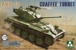 1-35-French-Light-Tank-AMX-13-Chaffee-Turret-in-Algerian-War