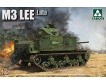 1-35-US-Medium-Tank-M3-Lee-Late
