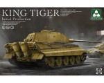 1-35-WWII-German-heavy-tank-King-Tiger-initial-production-4-in-1