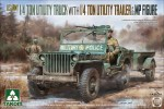 1-35-US-Army-Jeep-+-trailer-and-MP-figure