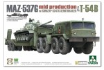 1-72-MAZ-537G-w-ChMZAP-5247G-Semi-trailer-mid-production-and-T-54B