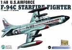 1-48-Lockheed-F-94C-Starfire-Decals-USAF-With-etched-parts
