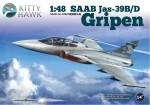 RARE-1-48-Saab-JAS-39B-D-Gripen