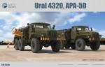 1-48-Ural-4320-open-back-truck-and-APA-5D-re-fueler