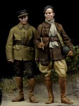 1-35-French-Tank-Crewman-and-French-NCO-WW-II