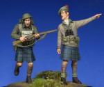 1-35-Scottish-Black-Watch-Officer-and-Soldier-WW-II