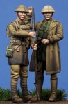 1-35-British-Officer-and-Soldier-WW-I