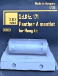 1-35-Sd-Kfz-171-Panther-A-mantlet-MENG