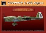 1-48-Caudron-C-600-Aiglon-Spanish-Civil-War-full-kit