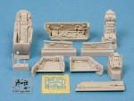 1-48-Mirage-III-C-Detail-set-for-Eduard-Hobbyboss-kit