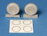 1-48-Do-217-Main-wheels-and-mask-for-Revell-kit