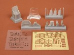 1-48-Fokker-D-XXI-detail-set-for-Classic-Airframes-Special-Hobby-kit