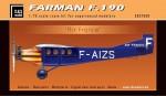 1-72-Farman-F-190-Air-France-full-resin-kit