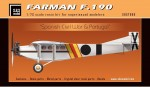 1-72-Farman-F-190-Spanish-Civil-War-and-Portugal-full-resin-kit