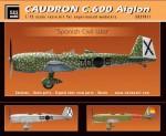 1-72-Caudron-C-600-Aiglon-Spanish-Civil-War