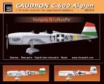 1-72-Caudron-C-600-Aiglon-Hungary-Luftwaffe