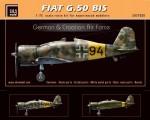 1-72-Fiat-G-50-bis-German-and-Croatian-Air-Force