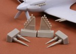 1-72-Spitfire-F-Mk-22-exhaust-+-gun-barrels-for-Airfix-kit