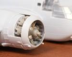 1-72-Bristol-Blenheim-engine-Bristol-Mercury-for-Airfix-kit
