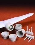 1-72-Bristol-Blenheim-engine-cowling-+-exhaust-set-for-Airfix-kit