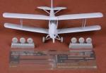 1-72-De-Havilland-DH-82-Tiger-Moth-rigging-and-wheel-set-for-Airfix
