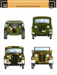 1-35-Hungarian-military-passenger-cars-WWII