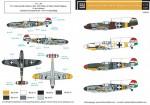 1-48-Messerschmitt-Bf-109F-in-Hungarian-Service-VOL-I-