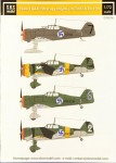 1-72-Decal-Fokker-DXXI-Mercury-in-Finnish-service