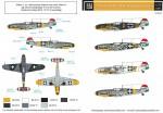 1-72-Messerschmitt-Bf-109F-in-Hungarian-Service-VOL-II-