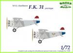 1-72-N-V-I-Koolhoven-FK-31-prototype