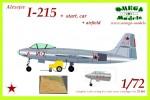 1-72-Alexejev-I-215+start-car+airfield