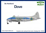 1-72-De-Havilland-Dove-DH-104-Sweden
