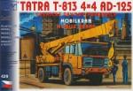 RARE-1-87-Tatra-813-4x4-AD-125-jerab