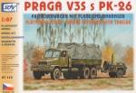 RARE-1-87-Praga-V3S-valnik-s-plachtou-a-polni-kuchyni-PK26