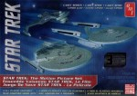 1-2500-3-Ship-Set-Star-Trek-Cadet-Series-U-S-S-Enterprise