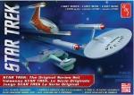 1-2500-Star-Trek-Cadet-Series-TOS-Era-Ship-Set-Snap-Kits