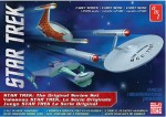 1-2500-Star-Trek-Cadet-Series-TOS-Era-Ship-Set-Snap-Kits
