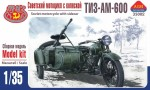 1-35-TIZ-AM-600-Soviet-motorcycle-with-sidecar