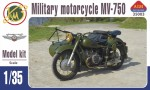 1-72-MV-750-Soviet-military-motorcycle-with-sidecar