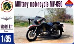 1-35-Soviet-military-motorcycle-MV-650-with-sidecar