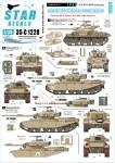 1-35-Israeli-AFVs-11-Centurion-and-M50-Super-Sherman-