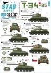 1-35-T-34-85-Medium-Tank-Polish-Jugoslav-and-Czech