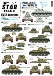 1-48-Finland-WW2-2-T-34-m-41-T-34-m-43-and-T-34-85