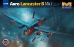 1-48-Avro-Lancaster-B-I-New-tooling-with-full-interior-Markings-for-2-aircraft-1